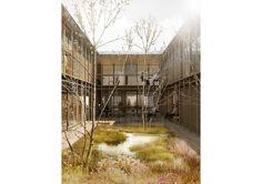 Psychiatric Center Ballerup - we architecture