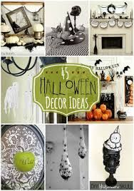 45 halloween decor ideas tons of spooky and fun halloween decorations to inspire you - Nice Halloween Decorations