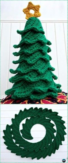 Crochet Oh Christmas Tree Free Pattern - Crochet Christmas Tree Free Patterns