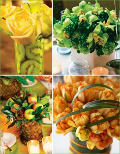 Floral Centerpiece Inspiration