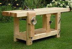 tornillo para mesa de carpintero con liberacion rapida - Buscar con Google