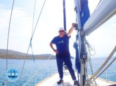 Sailing at Crete Greece sailing to the Greek Islands Heraklion, Crete Greece, Sailing, Island, Candle, Islands
