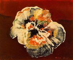 Flower Shell, 1956, Max Ernst
