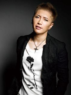 Gackt - even more a shame he's not interested in a relationship ;_; sigh well I'll always be here for you Gackt-sama should you change your mind~