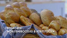Heel Holland Bakt: Brabants worstenbrood, volkorenbroodjes en kerststolletjes