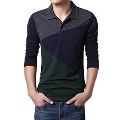 Partiss Herren Langarm Patchwork Polo Cotton Business Style Hoodie T-shirt Partiss http://www.amazon.de/dp/B011QVI0FS/ref=cm_sw_r_pi_dp_2Pa4vb15ZKPND