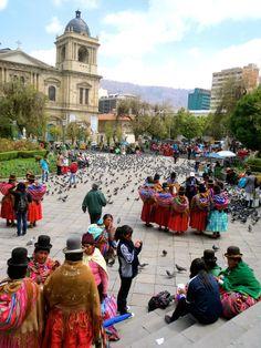 La Paz, Bolivia. http://diamondsatdawn.com/2014/09/05/la-paz/