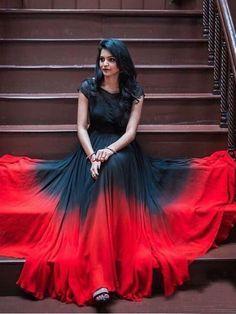 Bollywood ethnic designer indian pakistani salwar kameez georgette suit anarkali #DESIGNER #SalwarKameez #Partywear