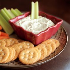 Homemade French Onion Dip.
