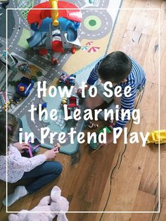 How to See the Learning in Your Childs Pretend Play | Bambini Travel