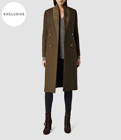 Una Coat
