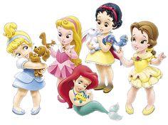 Princesas Disney - Imagenes y dibujos para imprimirTodo en ...
