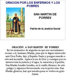 Mejores 49 Imagenes De San Martin De Porres En Pinterest Catholic