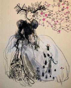 daniel egneus....beautiful illustrations x