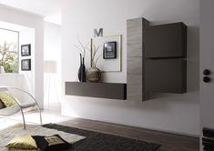 Das puristische Design des Wohnprogrammes Como überzeugt auf ganzer Länge. Mit diesem Möbelstück bringen sie italienisches Design in ihr Wohnzimmer. Die einzelnen Elemente lassen sich individuell nach Ihren Wünschen anordnen. Setzen Sie einen Eyecatcher in ihrem Wohnzimmer.