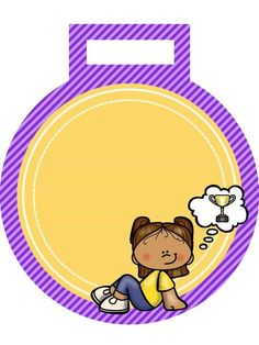 School Border, Kids Education, Cartoon, Stickers, Drawings, Cricut, Ideas, Portfolio Covers, Encouragement