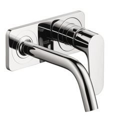 Axor Axor Citterio M Single Handle Wall Mounted Tub Only Faucet Trim Finish: