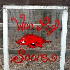 Razorback window