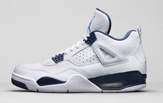 The Dets: Air Jordan 4 Retro 'Legend Blue' - Hardwood and Hollywood