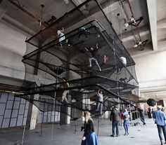 Las instalaciones efímeras y experimentales de Numen/ForUse | FuriaMag | Arts Magazine