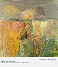 Joan Eardley, Harvest (1960 - 1961)