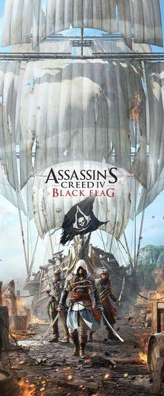 Assassins creed: Black flag poster