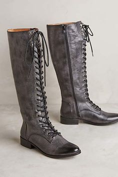 Lien.Do Alta Lace-Up Boots