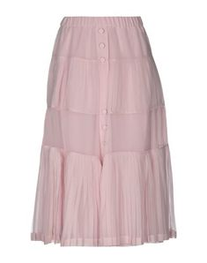 Jupe Midi Rose, N21, Midi Skirt, Sportswear, Skirts, Closure, Pockets, Products, Fashion