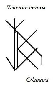 Всё очень просто: чего оговорите, то и будет Вам лечить, только надо написать или пластырь прилепить к больному месту. Состоит из исландских рун: sól, áss, maðr и plástur. =========================…