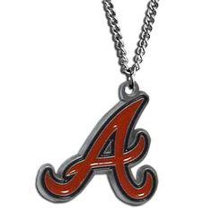MLB Atlanta Braves Chain Necklace