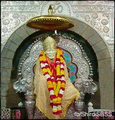 Wish You all a very blessed day of Shri Sai Baba Ji.   ❤️ॐOM SAI RAMॐ❤️ ‪#‎sairam‬ #shirdi #saibaba #saideva  Please share; FB: www.fb.com/ShirdiSBSS Twitter: https://twitter.com/shirdisbss Blog: http://ssbshraddhasaburi.blogspot.com  G+: https://plus.google.com/100079055901849941375/posts Pinterest: www.pinterest.com/shirdisaibaba