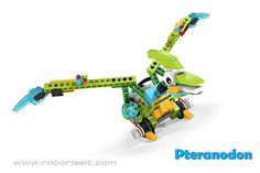 The Dino Park course gives unique opportunity to revive the prehistoric world in your classroom! Play Ideas, Lego Ideas, Wedo Lego, Dino Park, Pinterest Home Decor Ideas, Educational Robots, Prehistoric World, Lego Robot, Children Activities