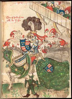 Národní knihovna České republiky Idno: XVI.A.17 Title: Chronik des Konstanzer Konzils Place of Origin: Německo, Kostnice (Konstanz) Date of Origin: cca 1464