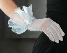 Gloves for wedding