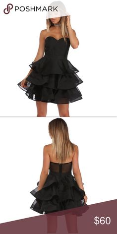 New party dress New with tags. Windsor Dresses Strapless