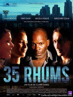 35 Tek Rom - 35 Rhums - 2008 - DVDRip Film Afis Movie Poster