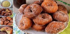 Un clásico en la repostería ROSQUILLAS de ANÍS de la ABUELA. Tiernas, esponjosas y deliciosas Dulce fácil!   Receitas Soberanas