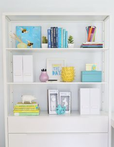 Organizing Our Home Office