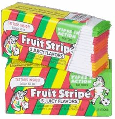 fruit stripe #90's