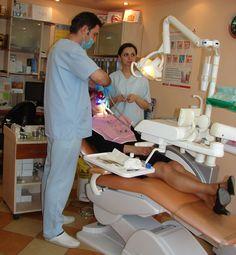 Plastic Bibs, Cute Girls With Braces, Dentists, Dental, Medical, Chair, Celebrities, People, Beautiful