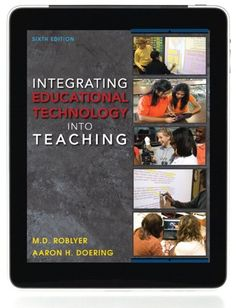 Integrating Educational Technology into Teaching « LibraryUserGroup.com – The Library of Library User Group