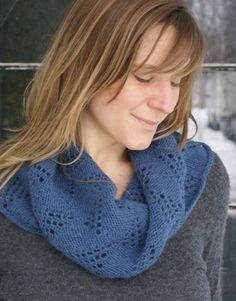 The Basket Whip Cowl is the perfect project for anyone who knows how to knit and loves being cute.  Cowls can be worn in many different ways and always offer a comfortable contribution to your outfit.