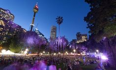 night noodle markets (October 9-12, 14-19, 21-26; Hyde Park North)