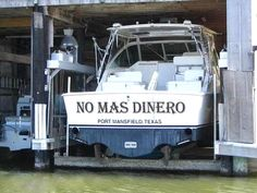 Your registration designs will be visible with our custom boat decals, which include boat registration lettering, graphics and more. Funny Boat Names, Boat Decals, Boat Humor, Redneck Humor, Cool Boats, Boat Stuff, Boat Building, Water Crafts, Good Times