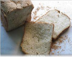 Los Blogs de María. : Pan de molde en Panificadora