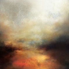 'A Moment of Pleasure' is an atmospheric, abstract landscape full of neutral, earthy tones, warm reds and comforting golden hues. It's painted using quality, high pigmented and light-fast acrylics ...
