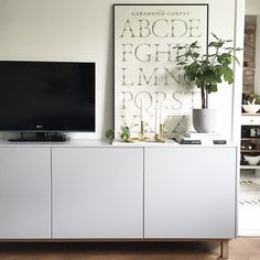 Ikea 'Metod' sideboard