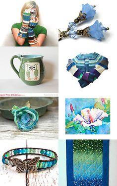 Fabulous Finds! by Carol Schmauder on Etsy--Pinned with TreasuryPin.com