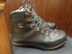 Asolo Sport Vintage Mens Boots Size 10 Leather