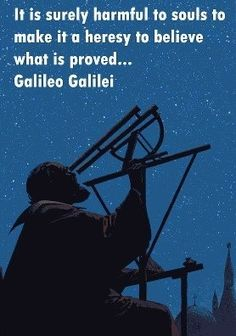 Enjoy 33 top Galileo Galilei quotes on astronomy and other topics. Quotes by Galileo Galilei, Italian Astronomer. The sun, with all those planets. Astronomy Quotes, Space And Astronomy, Galileo Quotes, Wisdom Quotes, Life Quotes, Star Love Quotes, Famous Quotes About Life, Secrets Of The Universe, Deep Thoughts